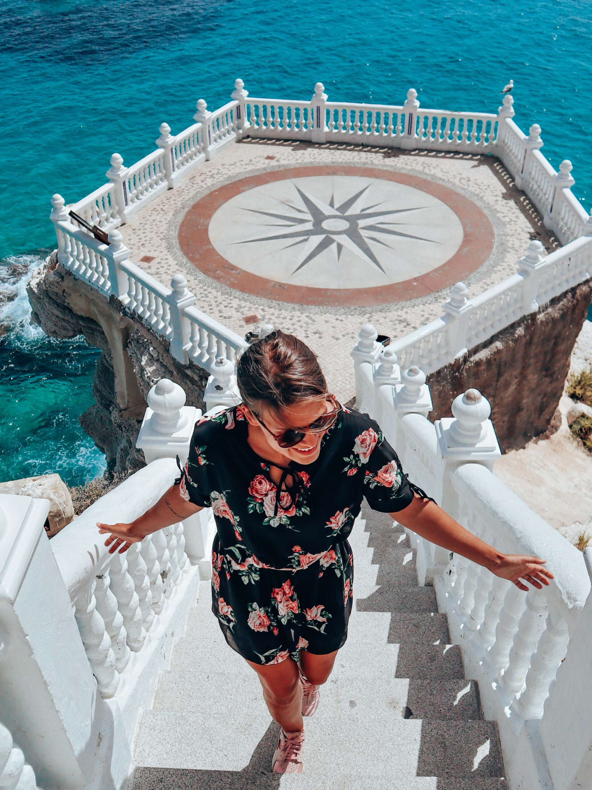 mediterraner Balkon Spanien - Benidorm